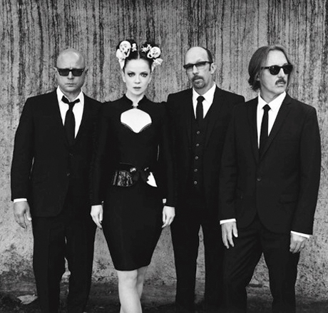 Garbage Return with 'Not Your Kind of People' LP