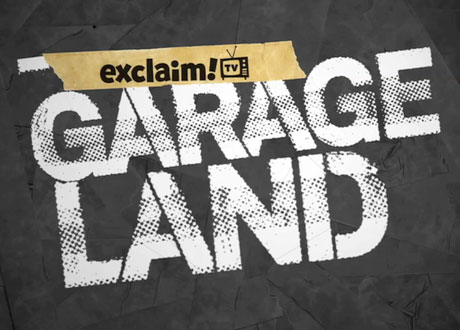 Exclaim! TV's <i>Garageland</i> Goes Punk on AUX TV, Lines Up Gaslight Anthem, Strike Anywhere, Madball