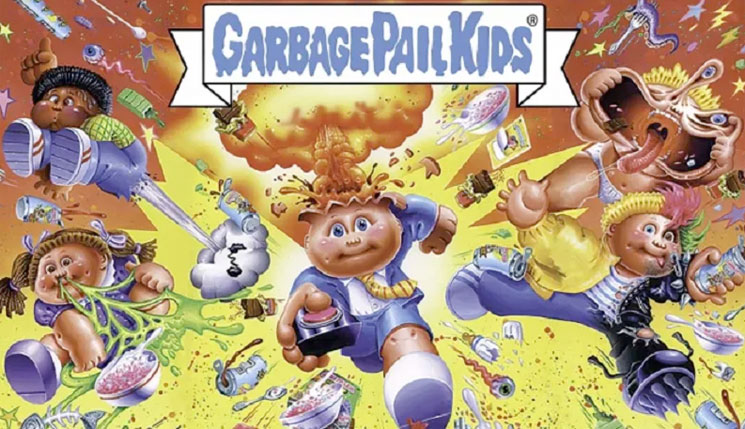 'Garbage Pail Kids' Are Getting an HBO Reboot by David Gordon Green and Danny McBride