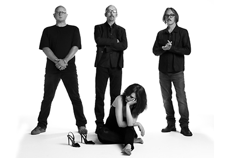 Garbage Wrapping Up Recording Sessions for New Album