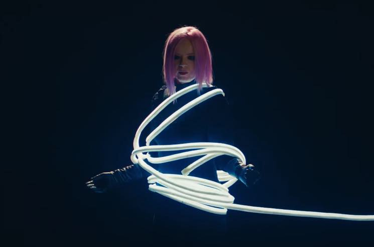 "Garbage ""Magnetized"" (video)"