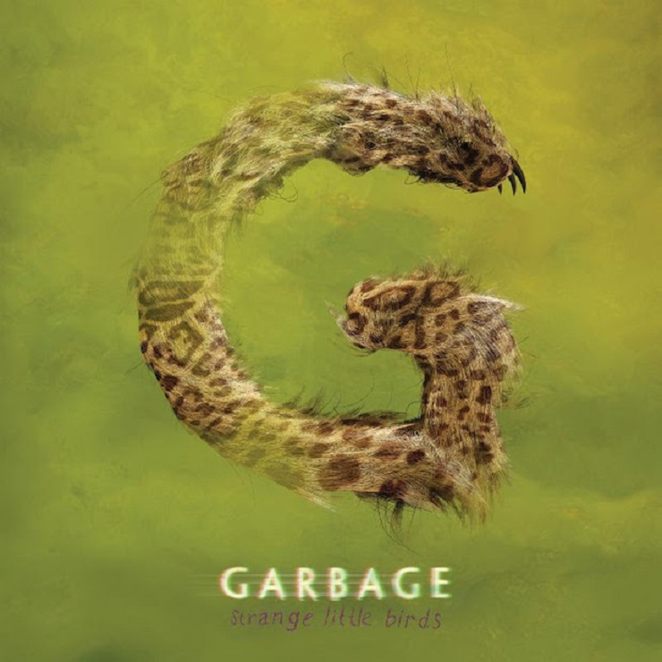Garbage Return with 'Strange Little Birds'