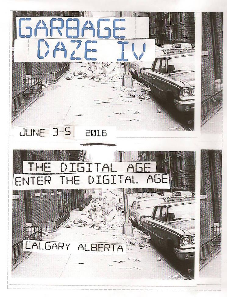 Career Suicide, Destruction Unit to Play Calgary's Garbage Daze Fest