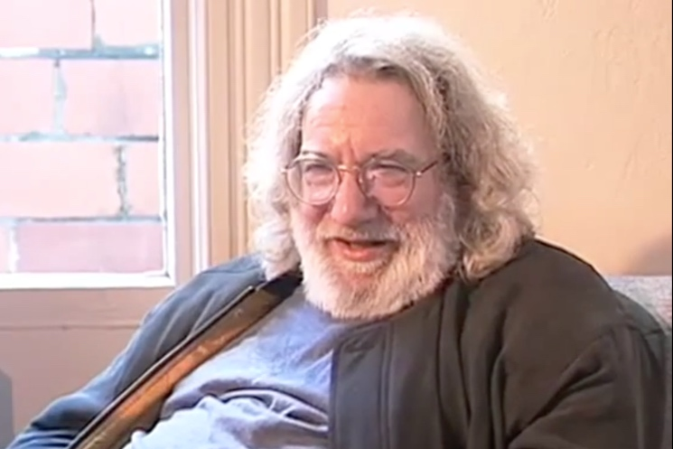 Jerry Garcia Remembered with Interviews Book