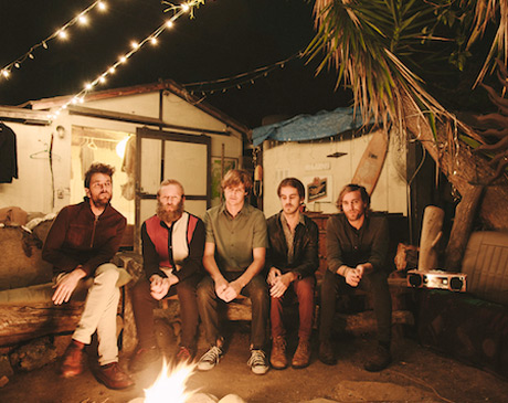 Gardens & Villa Announce North American Tour Behind 'Dunes'