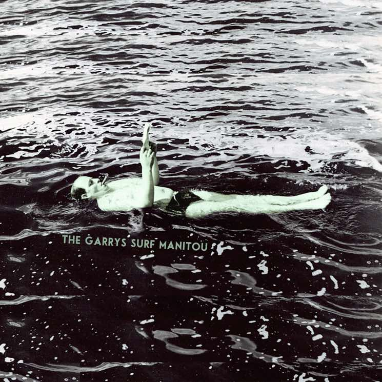 The Garrys 'Surf Manitou' (album premiere)