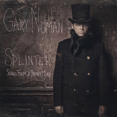 Gary Numan 'Splinter (Songs from a Broken Mind)' (album stream)