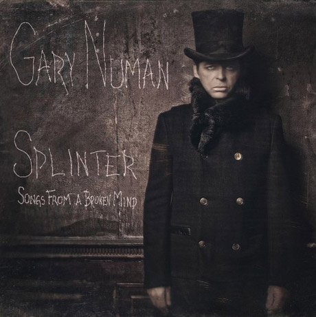Gary Numan Details 'Splinter (Songs from a Broken Mind)'