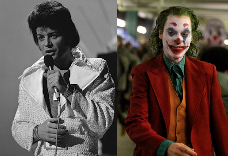 Gary Glitter Actually Might Earn Royalties from 'Joker' After All