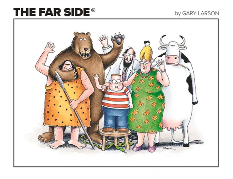 Gary Larson Shares His First 'The Far Side' Comics in 25 Years