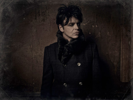 Gary Numan's 'From Inside' Score to See Release
