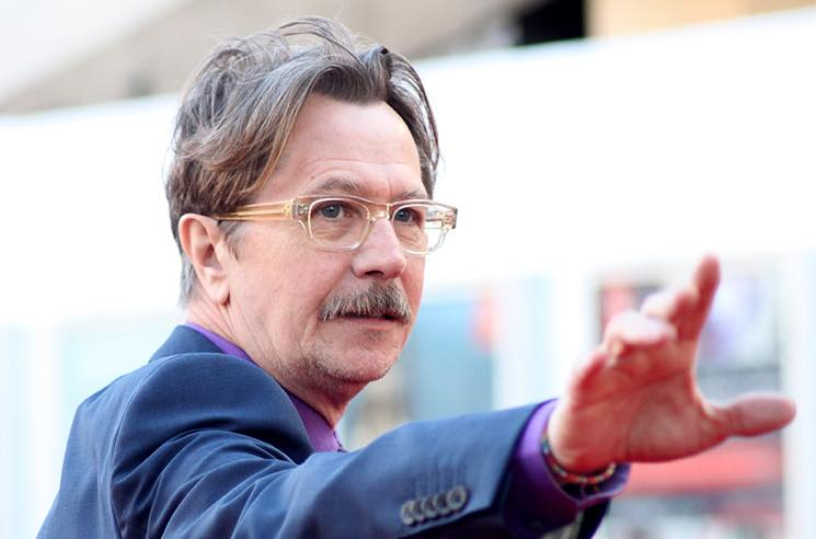 Gary Oldman Is Narrating the 'David Bowie Is' Augmented Reality App