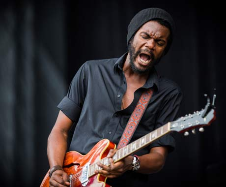 Gary Clark Jr. Land's End Stage, San Francisco CA, August 10
