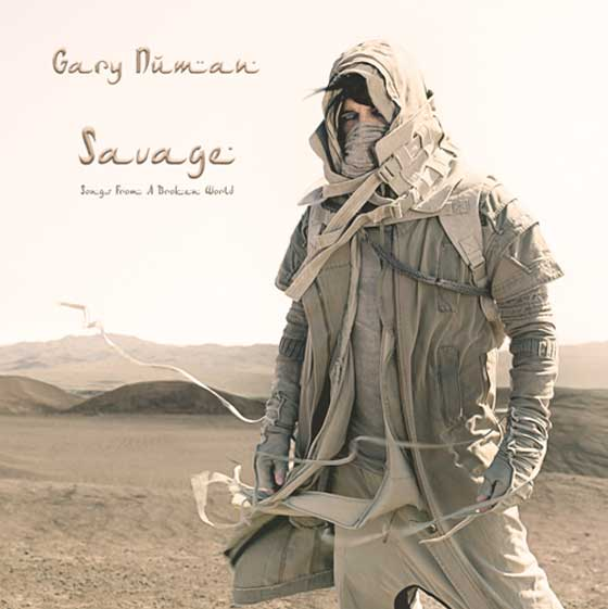 Gary Numan Announces New LP 'Savage (Songs from a Broken World)'