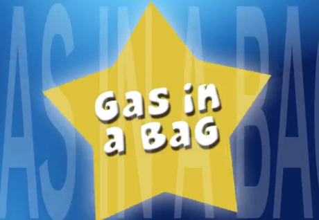 "Energy Slime ""Gas in a Bag"" (video)"