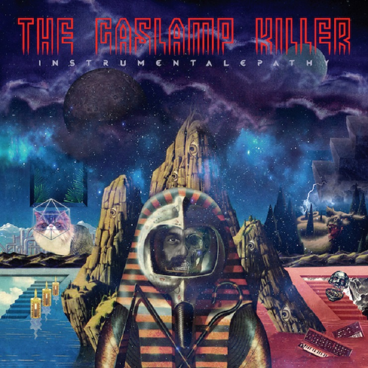 The Gaslamp Killer Instrumentalepathy