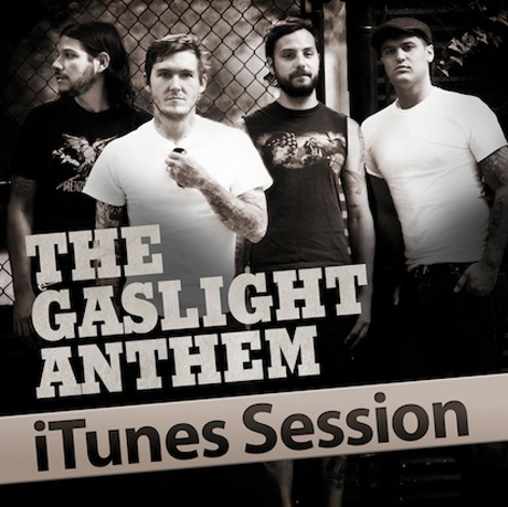 The Gaslight Anthem 'Refugee' (Tom Petty cover)