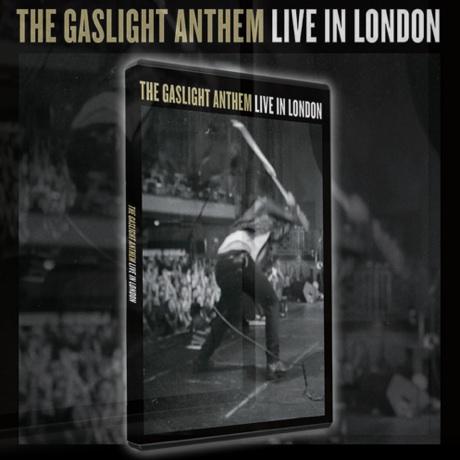 The Gaslight Anthem Announce Live Concert DVD