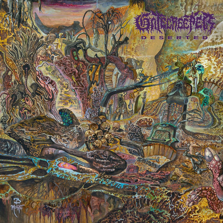 Gatecreeper Return with Sophomore Album 'Deserted'