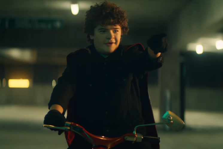 Gaten Matarazzo Stars in Green Day's Adorable New Video