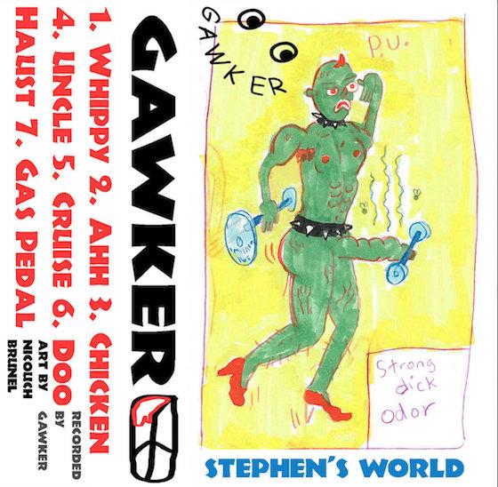 Gawker 'Stephen's World' (EP stream)