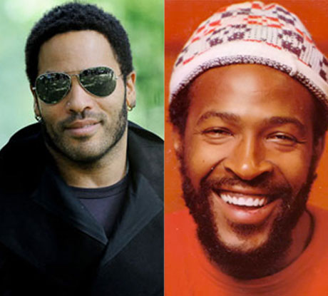 Lenny Kravitz Reportedly Lands Starring Role in Marvin Gaye Biopic