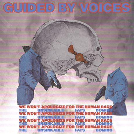 Guided By Voices 'The Unsinkable Fats Domino'