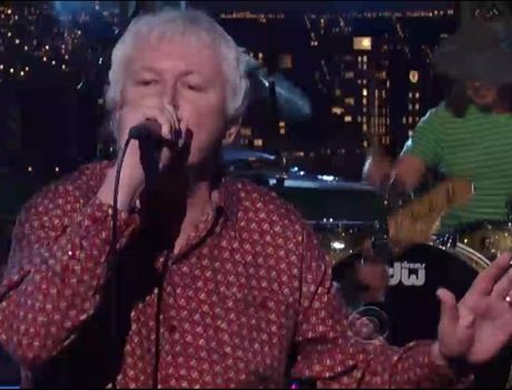 "Guided By Voices ""The Unsinkable Fats Domino"" (live on 'Letterman')"