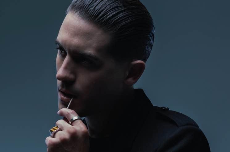 G-Eazy Reportedly Arrested for Assault and Cocaine Possession in Sweden