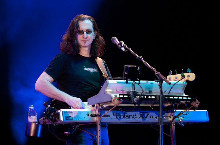 Geddy Lee on Unreleased Rush Music: 'There's Actually Not Much in the Vaults'
