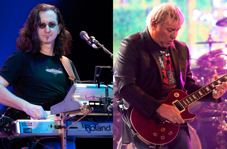 Rush's Geddy Lee and Alex Lifeson Are 'Both Eager to Get Back Together' to Make New Music