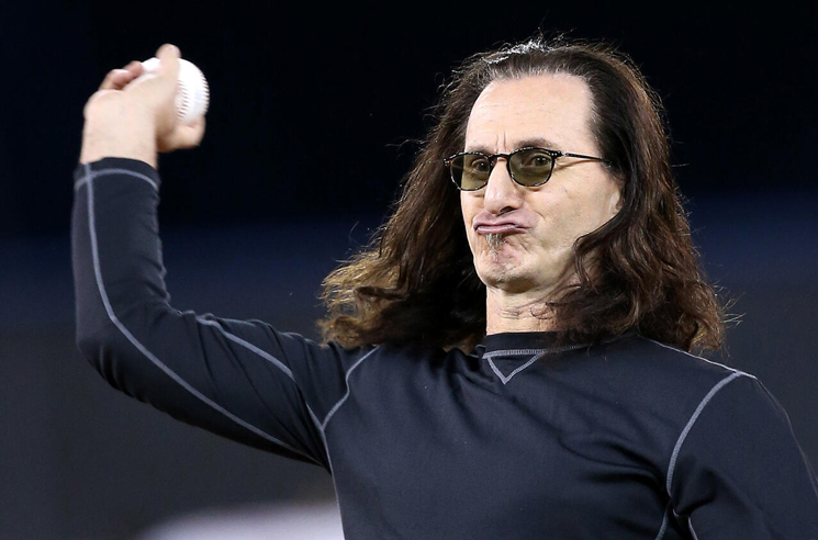 Rush's Geddy Lee Calls the Blue Jays' TV Simulcast Plan 'a Bad and Regrettable Decision'