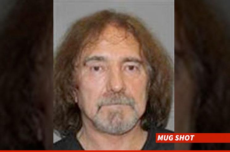 Black Sabbath's Geezer Butler Arrested After Bar Fight