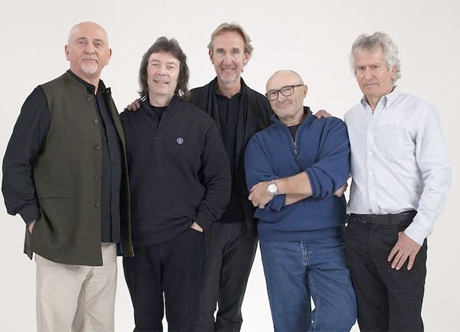 Genesis Get Back Together for New BBC Documentary