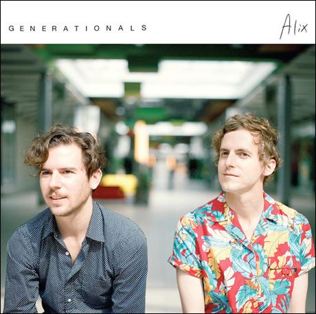 Generationals Unveil 'Alix,' Premiere New Track