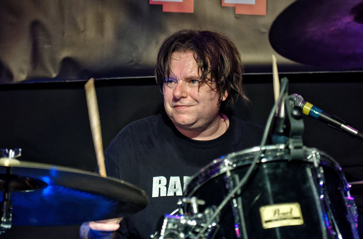 Teenage Head / Killjoys Drummer Gene Champagne Released from Hospital Following COVID-19 Diagnosis