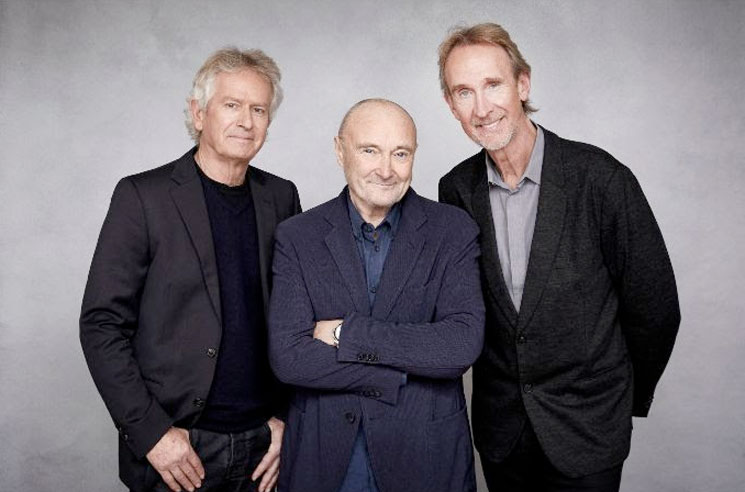 Genesis Announce Rescheduled North American Reunion Tour Dates