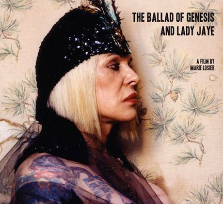 Genesis P-Orridge Documentary to Premiere Next Month