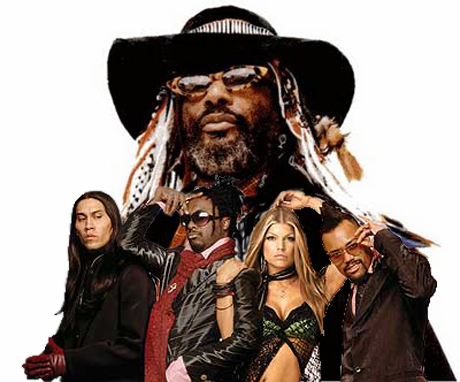 George Clinton Sues the Black Eyed Peas for Copyright Infringement