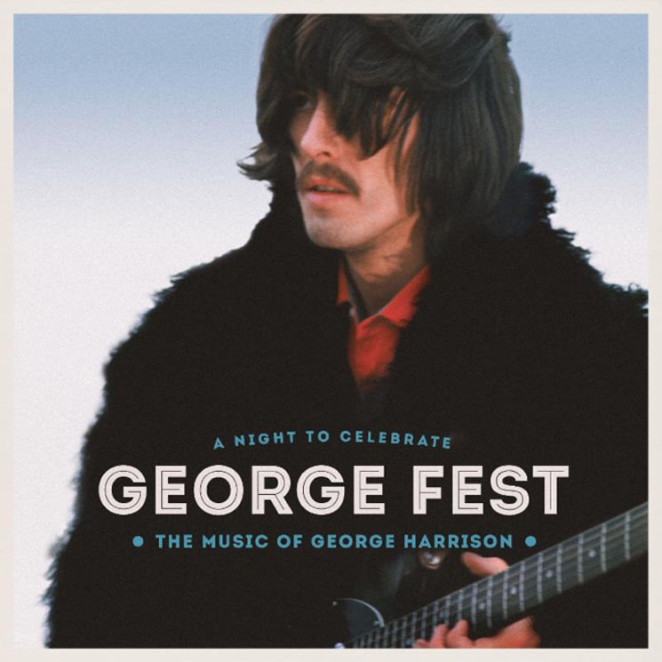 Star-studded George Harrison Tribute Concert Film and Album Set for Release