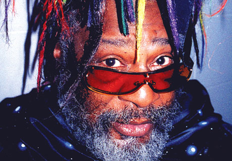 George Clinton A Parliafunkadelicment Thang