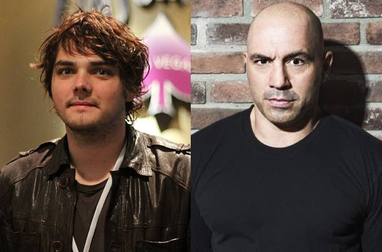 ​My Chemical Romance's Gerard Way and Joe Rogan Are Cousins