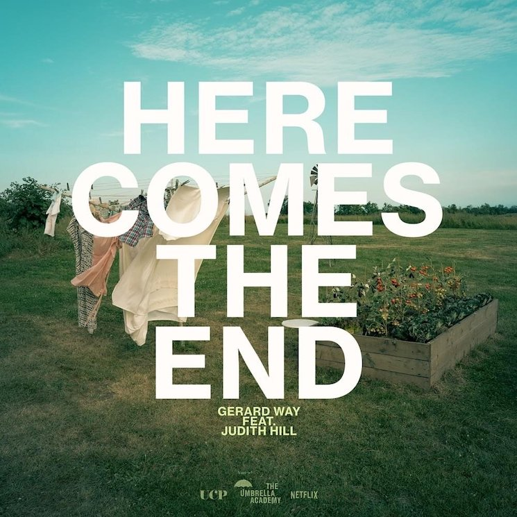 Gerard Way Shares New Single 'Here Comes the End'