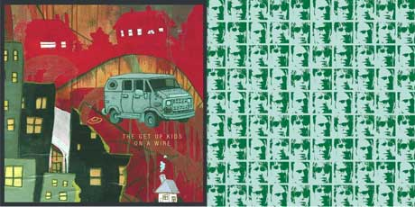 The Get Up Kids Prep Vinyl Reissues of 'Eudora' and 'On a Wire'