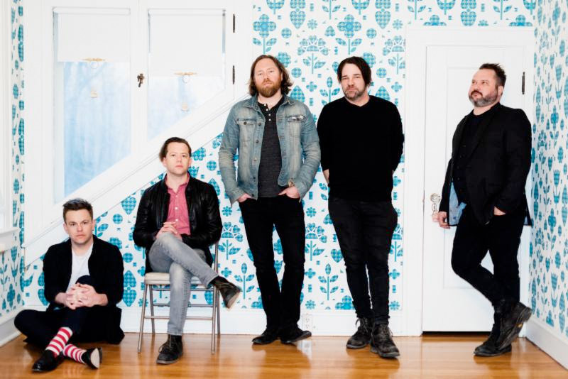 The Get Up Kids Hit Toronto and Montreal on North American Tour