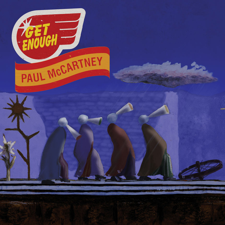 "Hear Paul McCartney Discover Auto-Tune on New Single ""Get Enough"""