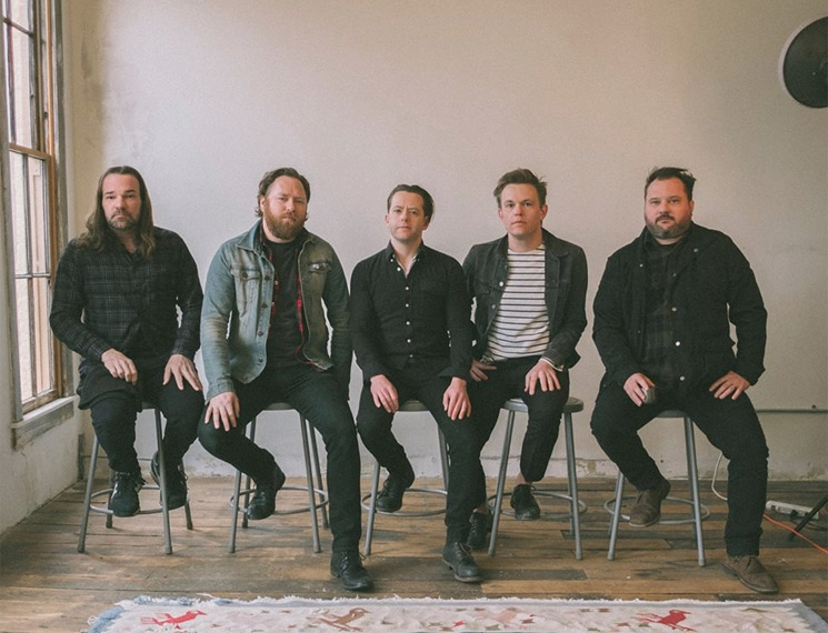 Get Up Kids Sign to Polyvinyl for Their First New Music Since 2011