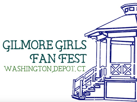 'Gilmore Girls' Fans Recreate Stars Hollow for Upcoming Festival