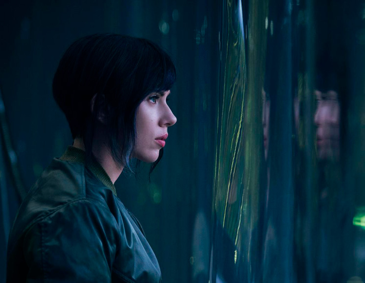 Ghost in the Shell Directed by Rupert Sanders