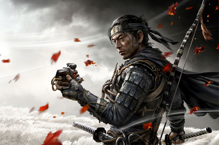 'Ghost of Tsushima' Is Being Turned into a Film by the Director of 'John Wick'
